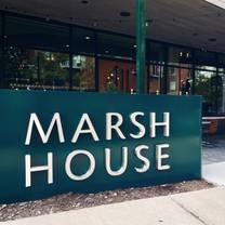 photo of marsh house restaurant
