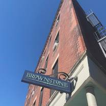 photo of brownstone restaurant