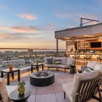 photo of parkestry rooftop bar restaurant