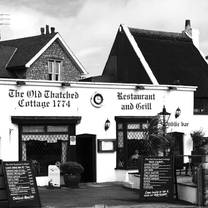 photo of the old thatched cottage restaurant