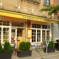 photo of le provençal bistro restaurant