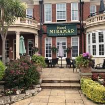 photo of hotel miramar - the drawing room restaurant