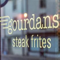 photo of gourdans steak frites restaurant