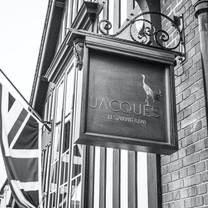 photo of jacques restaurant knowle restaurant