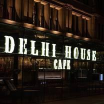 delhi house cafeのプロフィール画像
