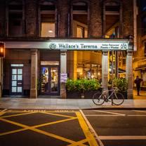 photo of wallace's taverna restaurant