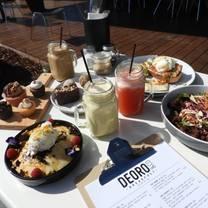 photo of deoro & co restaurant