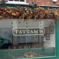 photo of tattam's restaurant