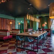 photo of baba - edinburgh restaurant