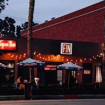 photo of fin asian tapas - culver city restaurant