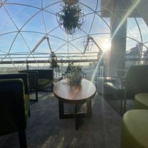 photo of the heights igloos restaurant