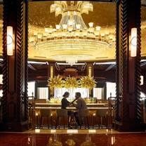 photo of chandelier bar - fairmont el san juan hotel restaurant