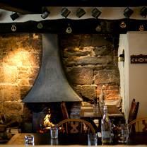 photo of the cat inn restaurant