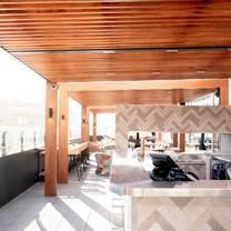 photo of the deck restaurant