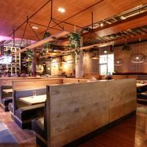 photo of bai tong thai restaurant - capitol hill restaurant