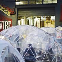 photo of hi-wire brewing - big top restaurant
