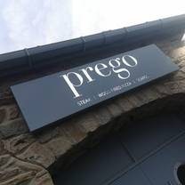 photo of prego restaurant