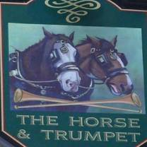 photo of horse & trumpet hotel leeds restaurant