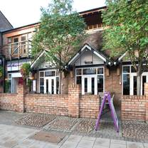 photo of the old brewery marlow restaurant