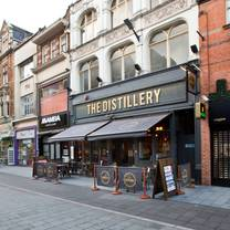photo of the distillery leicester restaurant