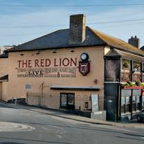 photo of red lion newquay restaurant