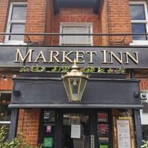 photo of market inn bracknell restaurant