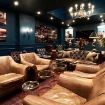 photo of no.6 cavendish the lounge restaurant