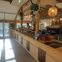 photo of the barn cafe stanway restaurant