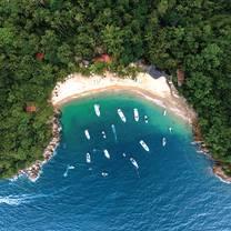 foto de restaurante majahuitas beach club