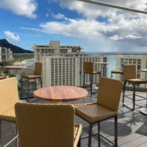 photo of sky waikiki | raw & bar restaurant