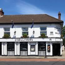 o'sullivans barのプロフィール画像