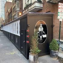 photo of the dandelion restaurant