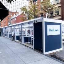photo of the love restaurant
