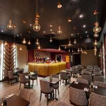 photo of street wine bar restaurant