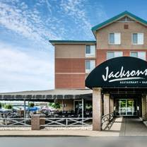 photo of jacksons restaurant + bar restaurant