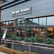 photo of burger amour - bury st edmunds restaurant