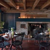 photo of three chimneys inn restaurant