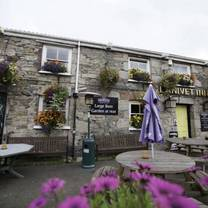 photo of lanivet inn restaurant