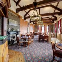 photo of the swan hotel, wadebridge restaurant