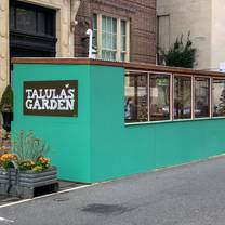photo of talula's garden restaurant