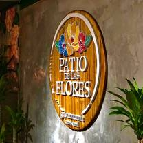 photo of patio de las flores restaurant