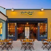 photo of amar mediterranean bistro restaurant
