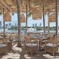 photo of baia beach club restaurant restaurant