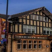 photo of silk mill derby restaurant
