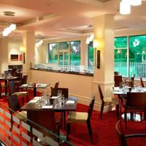 photo of market kitchen - marriott hotel huntingdon restaurant