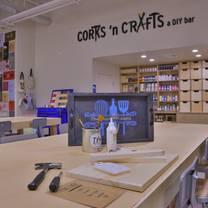 photo of corks n crafts restaurant