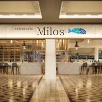 photo of estiatorio milos - las vegas restaurant