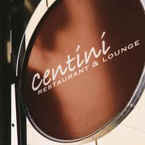 photo of centini restaurant restaurant
