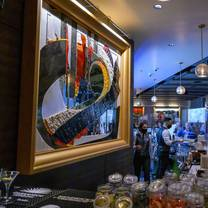 photo of eddie merlot's prime aged beef & seafood - boston restaurant