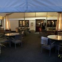 photo of the angel inn restaurant